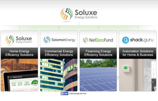Soluxe Solar SEO411 Portfolio SEO411 Soluxe Solar